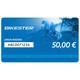 Bikester lahjakortti 50 €